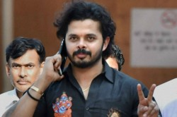 Stung By Life Ban S Sreesanth Hints He Might Play For Another Country