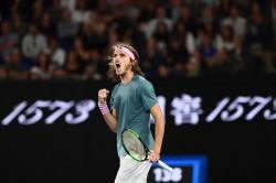 Australian Open Inspired Stefanos Tsitsipas Dethrones Defending Champion Roger Federer