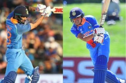 India Vs New Zealand Shubman Gill Replace Virat Kohli