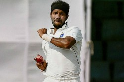 Ashok Dinda Struck On Head Advised Two Day Rest After Ct Scan