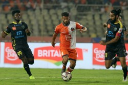 Isl Fc Goa Seal Play Off Berth Occupy Table Top Position