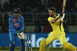 Ms Dhoni Finds Support From Aussie Star After Strike Rate Criticism