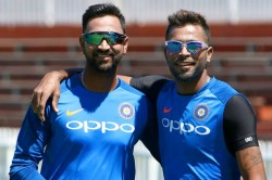 Hardik Pandya Krunal Pandya Join Select Few International Cricket