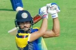 Syed Mushtaq Ali Trophy Karnataka Won 146 Runs