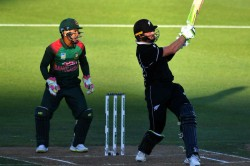 Martin Guptill Hits Form As New Zealand Outclass Bangladesh In First Odi