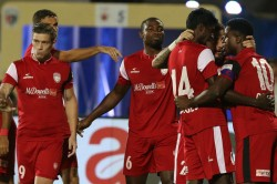 Isl Northeast Climb Above Mumbai With Timely Win