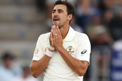 Starc Out Of India Tour Due To Pectoral Tear