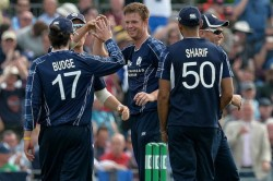 Oman Bowled Out For Just 24 Against Scotland In A One Day Game