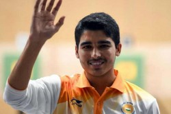 Issf World Cup Saurabh Chaudhary Smashes World Record Win Gold