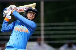 Mandhana Shines But India Fail New Zealand Women Win 1st T