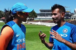 Mandhana Reveals The Reason Behind Wearing Jersey Number 18 On Chahal Tv Watch