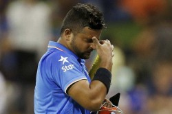 Cricketer Suresh Raina Clarifies About Accident News