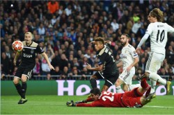 Champions League Real Madrid Knocked Out By Ajax Amsterdam