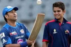 Sachin Tendulkar Has Some Advice Son Arjun Ahead His T20 Mumbai Debut