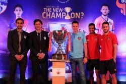 Isl Final Bengaluru Goa Chase Elusive Isl Trophy