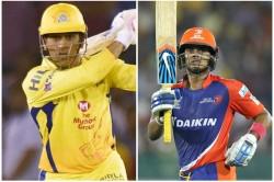 Ipl 2019 Delhi Capitals Vs Chennai Super Kings Probable Playing Xi Feroz Shah Kotla