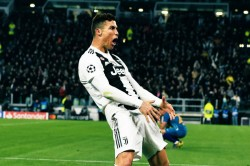 Ronaldo Fined 20 000 Euros Mimicking Simeone Celebration