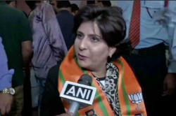 Lok Sabha Elections Noted Paralympian Deepa Malik Joins Bjp
