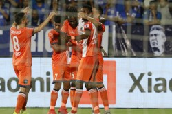 Isl 2019 Five Star Goa Blow Mumbai Away