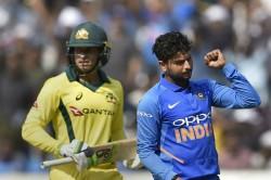 India Vs Australia Kuldeep Yadav Creates Unwanted Record Series Defeat