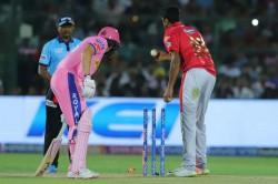 Ipl 2019 Rajasthan Royals Vs Kings Xi Punjab R Ashwin Sparks Controversy Mankads Jos Buttler