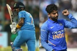 Icc T20i Rankings Kl Rahul Kuldeep Yadav Retain No 5 Spots
