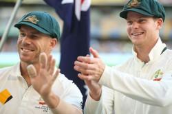 Steve Smith David Warner Paid Price Says Cricket Chief