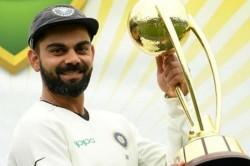Virat Kohli Retains Number One Spot Icc Test Rankings
