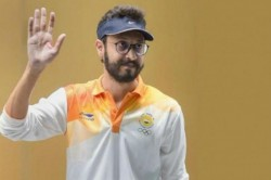 Abhishek Verma Wins Gold In 10m Air Pistol Secures Olympic Quota