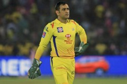 Dhoni Might Play Against Rcb Says Raina