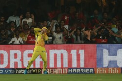 Faf Du Plessis Boundary Line Antics Help Dhruv Shorey Complete Stoinis Catch