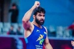 Asian Wrestling Championship 2019 Harpreet Singh Bags Silver