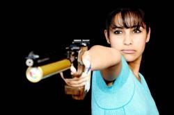 Heena Sidhu Ankur Mittal Nominated For Khel Ratna By Shooting Federation