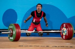 Asian Weighlifting Jeremy Lalrinnunga Smashes Youth World Record