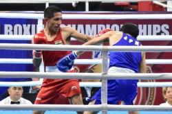 Kavinder Bisht Three Other Indians Enter Asian Boxing Championship Final