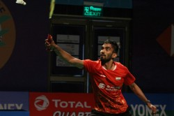 Srikanth Slips To 8th Dani Jumps 22 Spots To 89th In Bwf Ranking