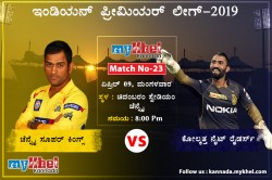 Ipl 2019 Chennai Super Kings Vs Kolkata Knight Riders Probable Xis Match Prediction
