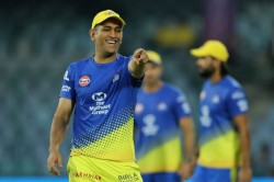Ipl 2019 Done After Father Dhoni S Funniest Connection
