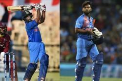 Pant Rayudu Saini Are India S Standbys For World Cup