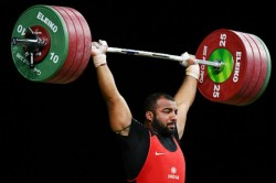 Pardeep Singh Clinches A Bronze In Asian Weightlifting Championships