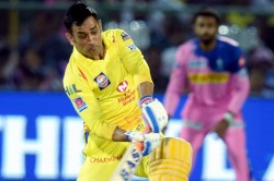 Ipl 2019 Ms Dhoni Fined 50 Per Cent Of Match Fee For Losing His Cool Breaching Ipl Code Of Conduct