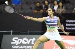 Sindhu Saina Enter Second Round Of Asia Badminton Cship