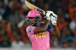 Rajasthan Vs Hyderabad 45th Match Live Cricket Score