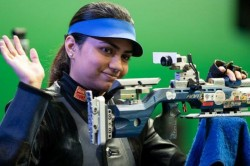 Apurvi Chandela Becomes World Number One In 10m Air Rifle