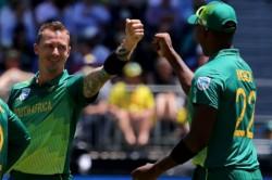 World Cup 2019 Steyn Rabada On Track Says Coach Gibson