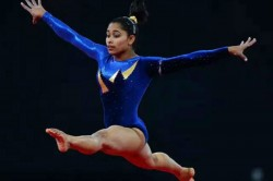 Dipa Karmakar Out Of Asian Championships With Knee Injury
