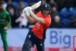 One Off T20i Eoin Morgan Plays Captain S Knock As England Beat Pakistan