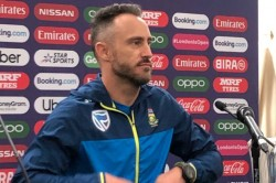 World Cup 2019 England Were Better Than Us Says Du Plessis