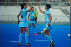 India Eves Beat South Korea 2 1 In Tour Opener