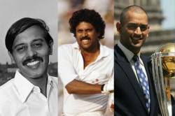 World Cup Flashback Profiles Of India S World Cup Captains
